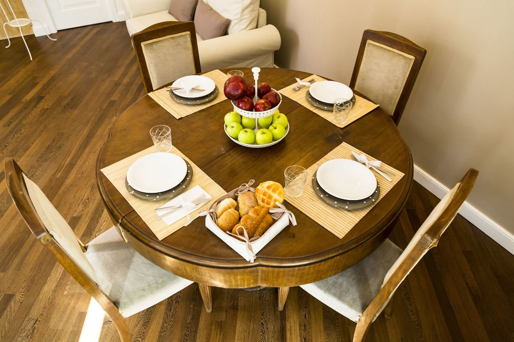 Apartmán typu Deluxe - Obývací pokoj