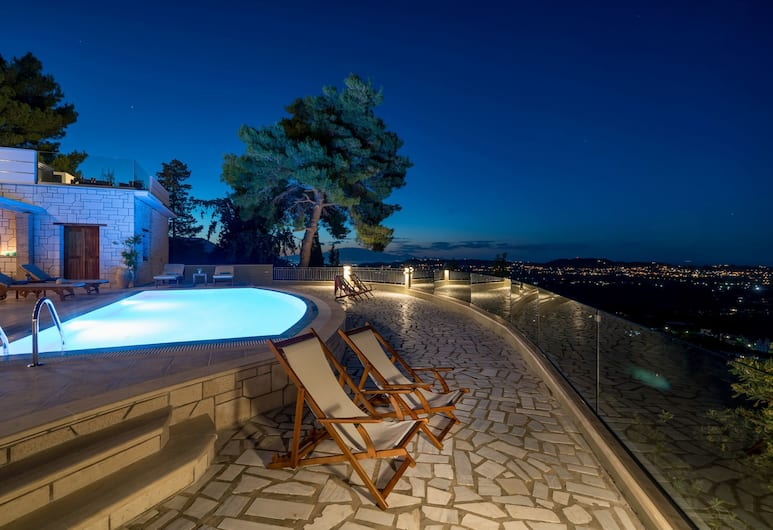 Castelli Luxury Villa, Zante