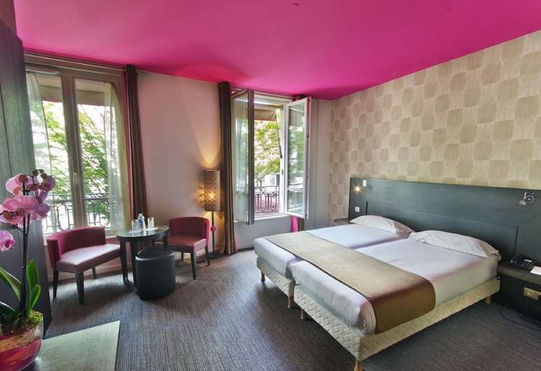 艾洛酒店, 巴黎