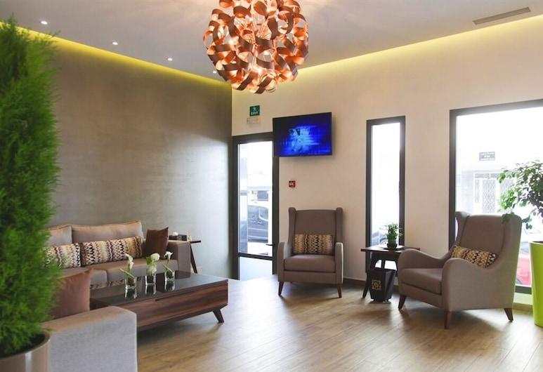 Smarts Hotel, Rabat, Hotellounge