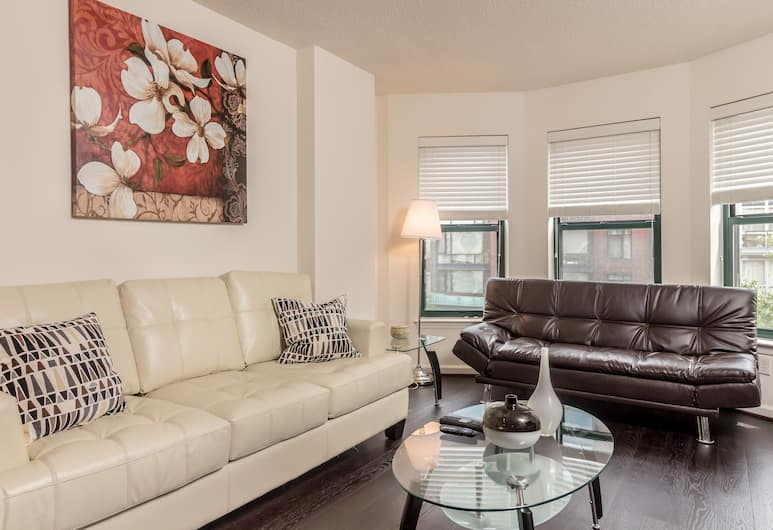 Capitol Hill Fully Furnished Apartments, Sleeps 5-6 Guests, Washington, Superior külaliskorter, 1 magamistoaga, Lõõgastumisala