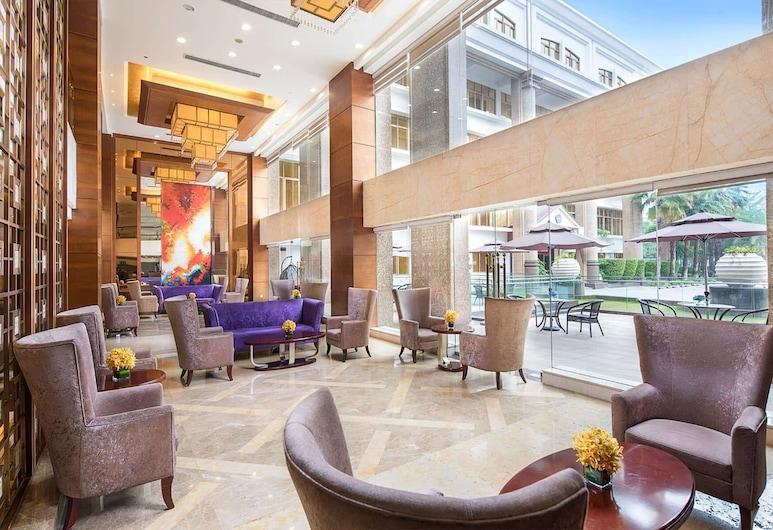 深圳寶安中天美景華美達酒店, 深圳市, 大堂酒廊
