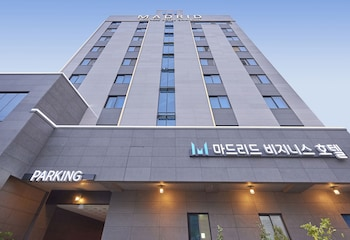Picture of Madrid Hotel Gwangju in Gwangju