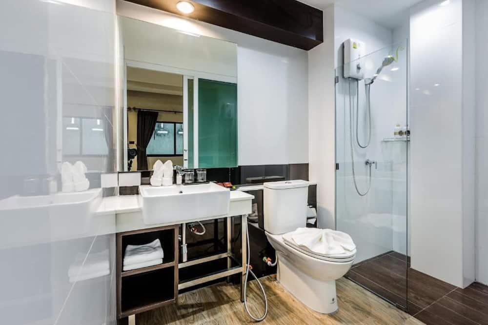 ห้องซูพีเรียทวิน - ห้องน้ำ