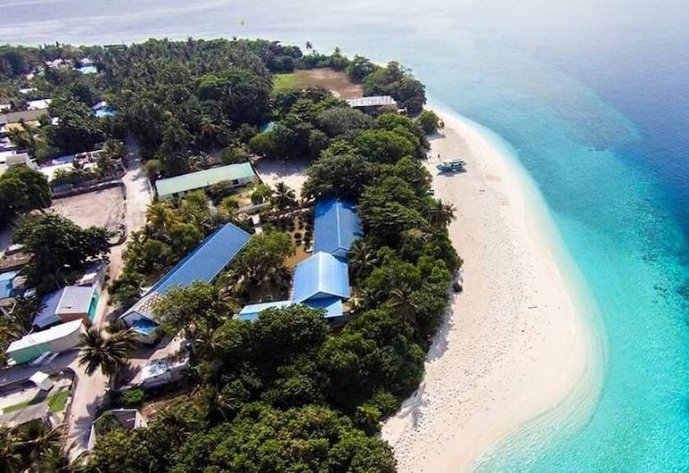 Madi Finolhu Guesthouse, Maalhos, Pláž