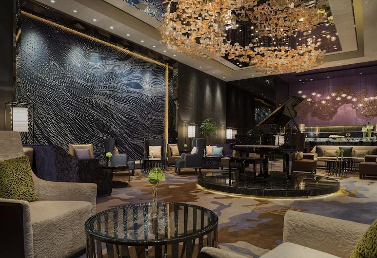 金華富力萬達嘉華酒店, 金華市, 飯店內酒廊
