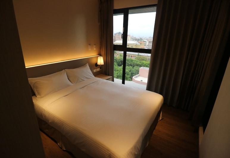 安貝爾斯德精品公寓, 台北市, 時尚三人房, 2 間臥室, 客房