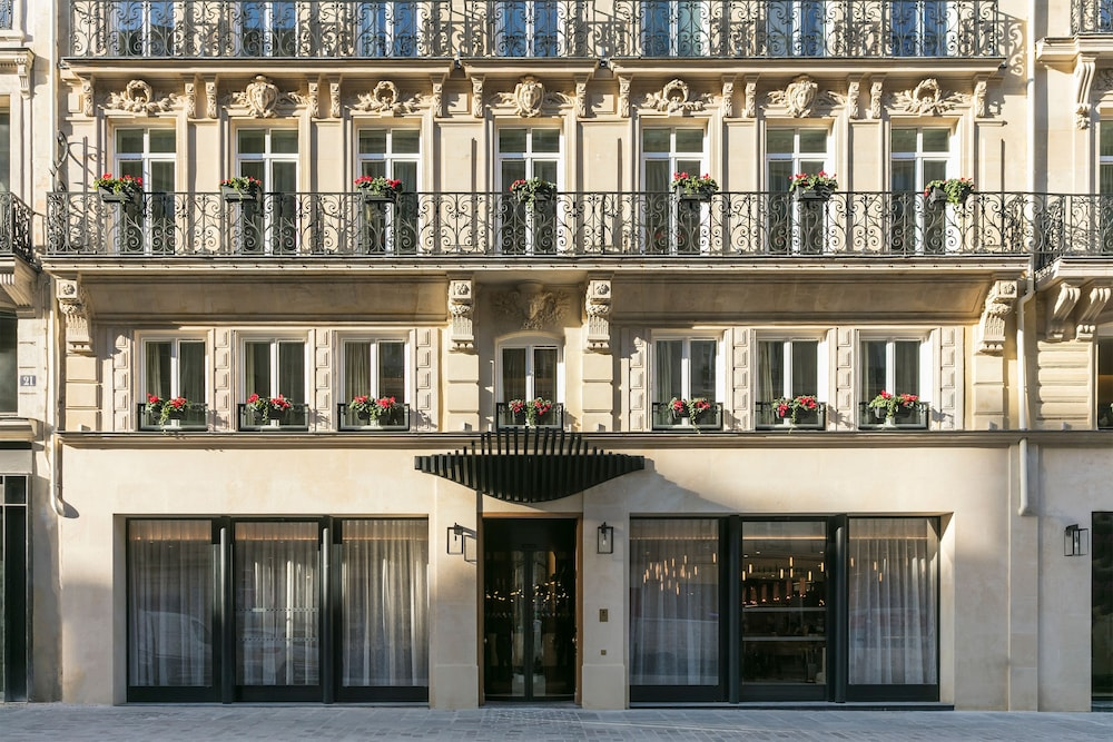Maison Albar Hotel Paris Céline Front