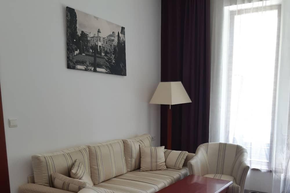 尊榮雙人房 - 客廳