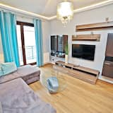 Deluxe Apartment (Lokietka 19 Street) - Living Room