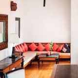 Villa on the shore (Twin)  - Living Room