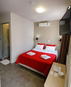 Foto van Hotel Lux in Athene
