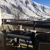 Comfort Triple Room, 1 Double Bed with Sofa bed, Mountain View - Balcony