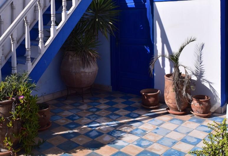 Riad Dar Lamane, Essaouira, Teres/Laman Dalam