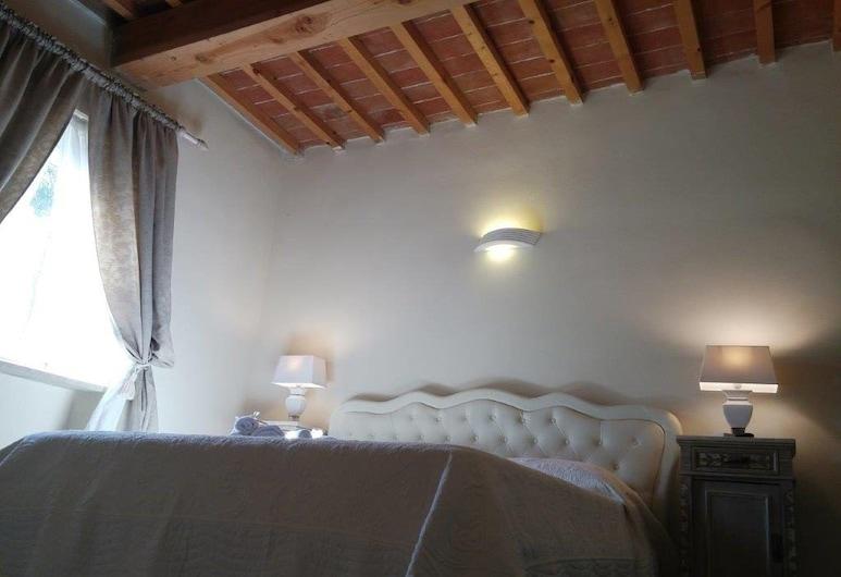 B&B La Bella Lucca, Lucca, Lyxsvit - privat badrum, Gästrum