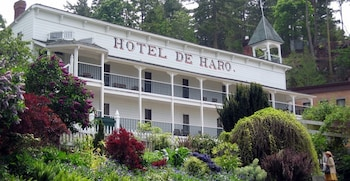 Resorts In Friday Harbor