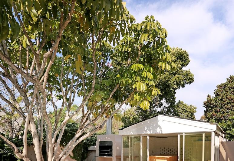 Newington Place, Port Elizabeth, Trädgård