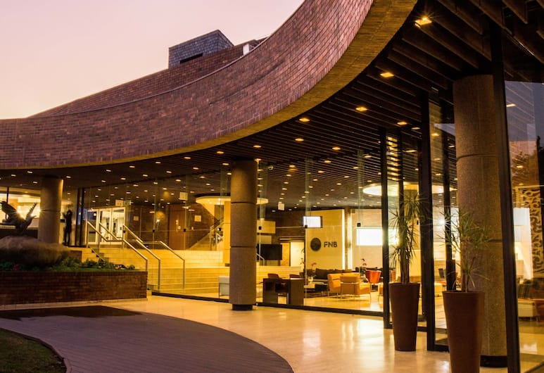 FNB Conference Centre and Hotel, Sandton, Exterior