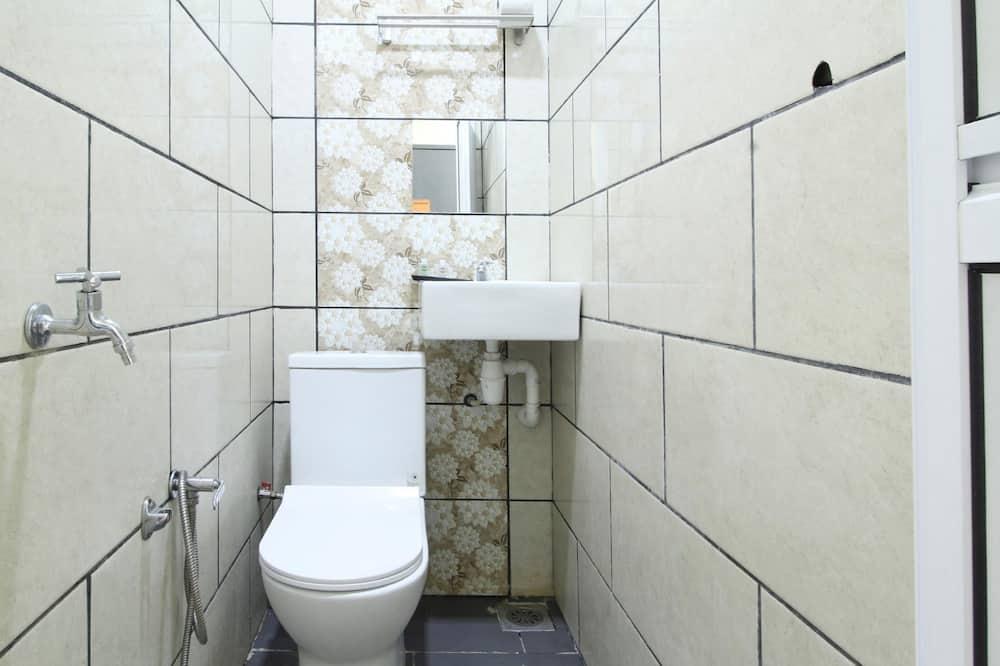 ห้องแฟมิลี่สำหรับสี่ท่าน - ห้องน้ำ