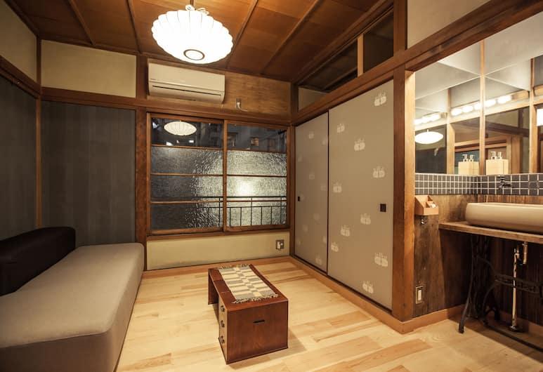 荒井屋飯店, 東京, 傳統獨棟房屋, 5 間臥室, 非吸煙房, 禮賓服務, 客廳