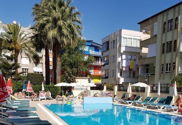 Blue Heaven Apart Hotel, Alanya