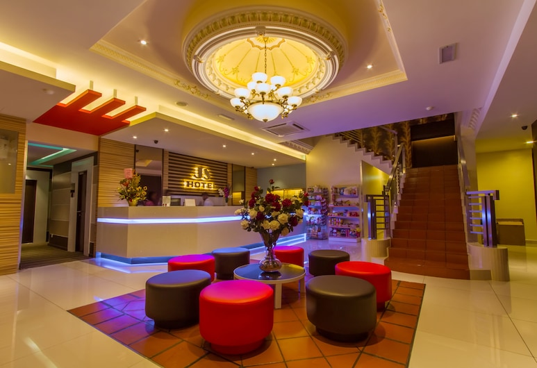 JS Hotel, Johor Bahru, Lobi