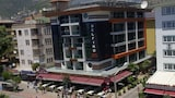 Choose this Apart-hotel in Alanya - Online Room Reservations