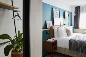 Foto van Hotel Indigo Antwerp - City Centre in Antwerpen