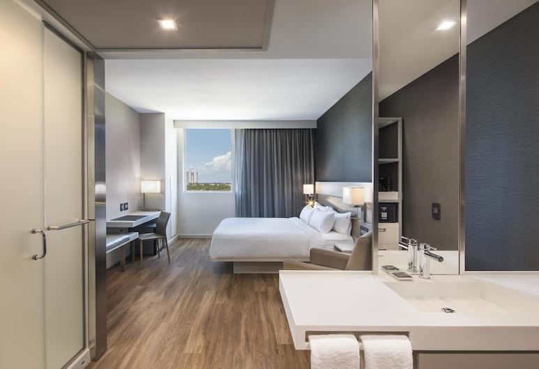 AC Hotel by Marriott Miami Aventura, Aventura, Studijas tipa numurs, 1 divguļamā karaļa gulta, nesmēķētājiem, Viesu numurs