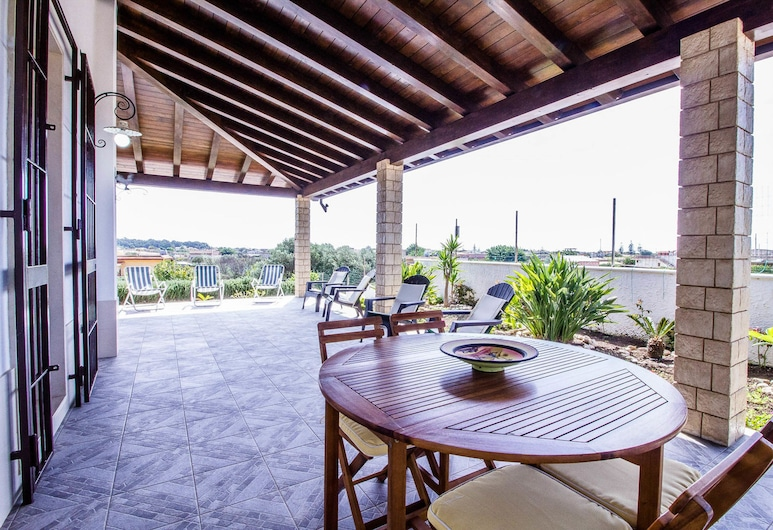 Villa Giuren - Case Sicule, Ispica, Lejlighed - 3 soveværelser, Terrasse/patio