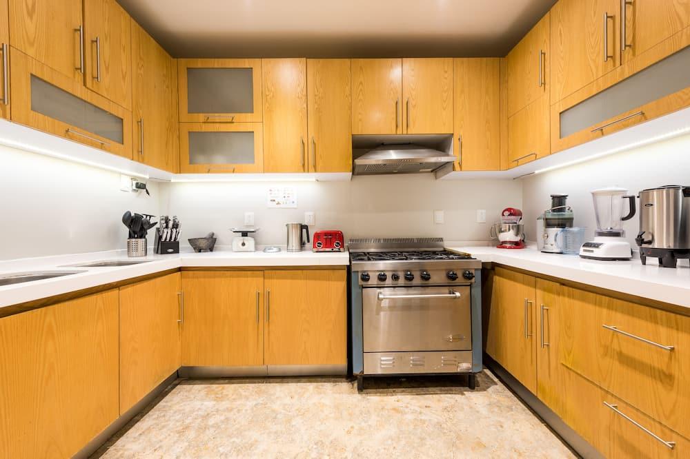 Habitación estándar - Cocina compartida