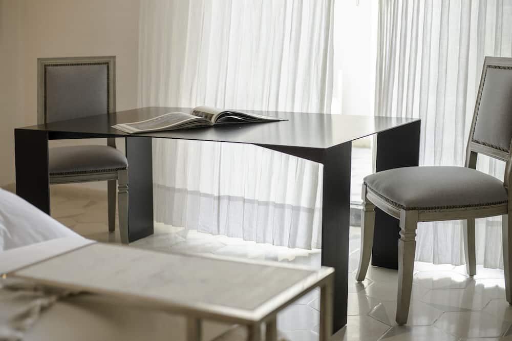 Apartmán typu Exclusive (Master Suite) - Obývačka