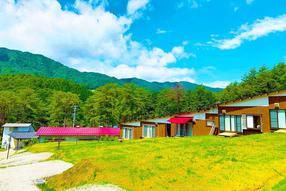 Tradiční hotelový pokoj (Japanese Style) - Výhled do zahrady