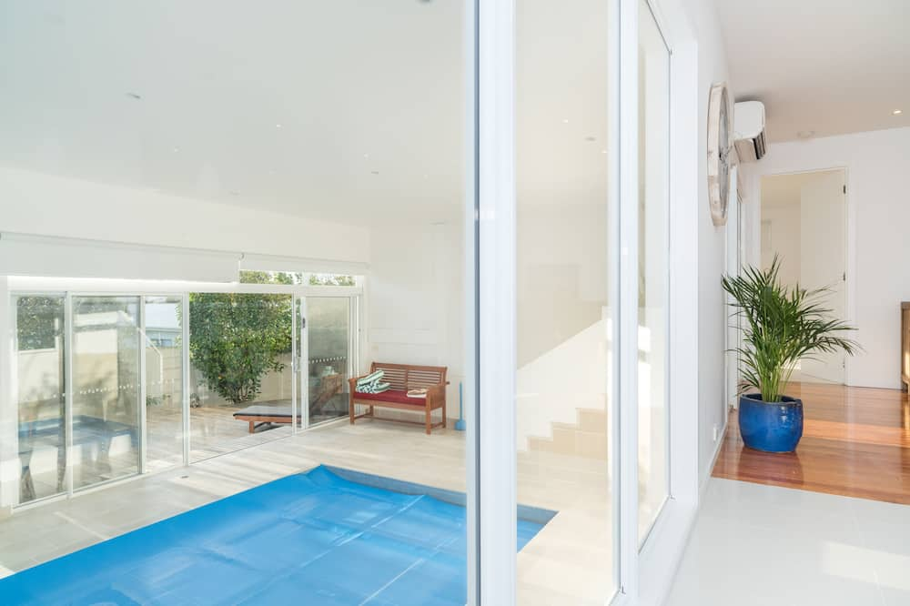 Casa familiar, 4 habitaciones - Piscina cubierta