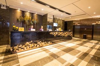 Yingshang Hotel Shenzhen Railway Station