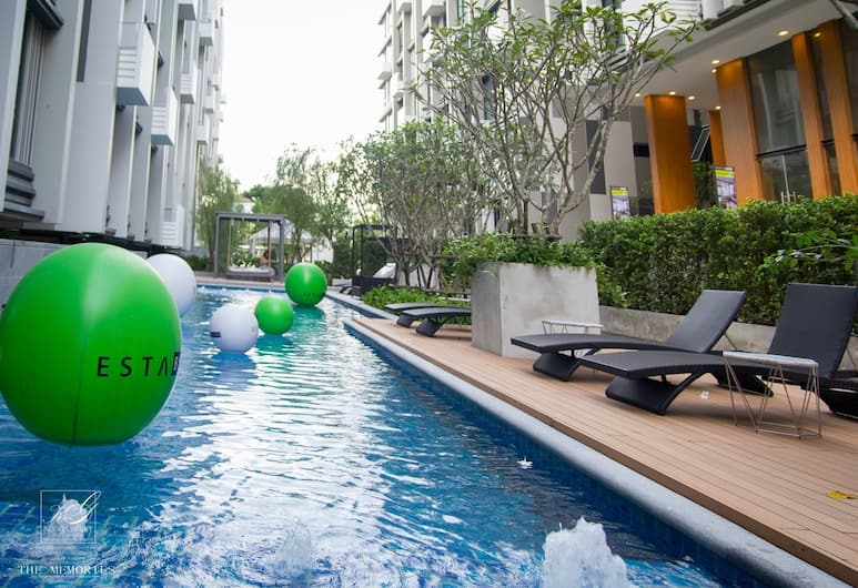 Establiss By Weena, Bangkok, Outdoor Pool