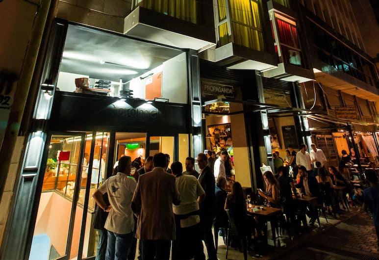 Caramel Boutique Hotel, Beirut, Hotel Front – Evening/Night