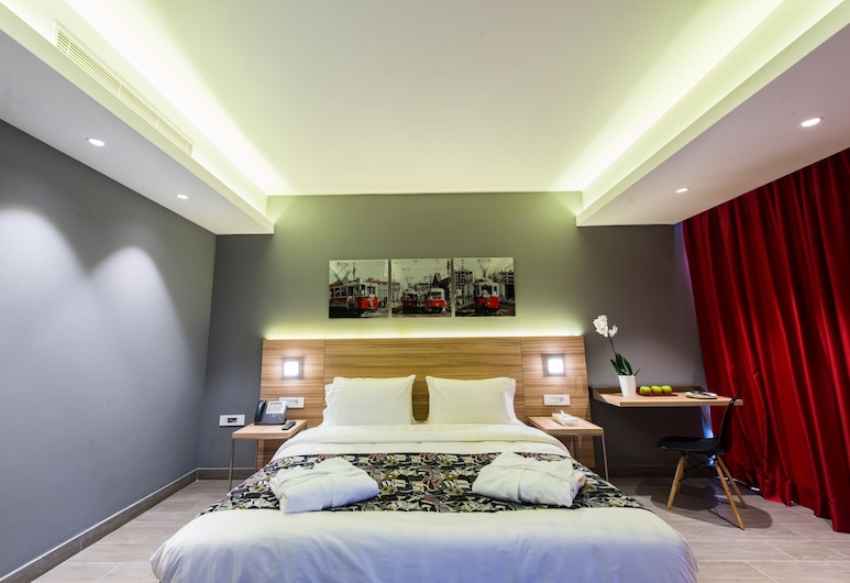 Caramel Boutique Hotel, Beirut, Deluxe Room, Guest Room