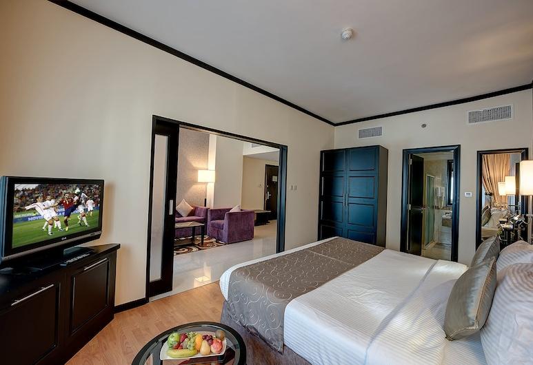 Grandeur Hotel, Dubai, Executive Suite, Guest Room