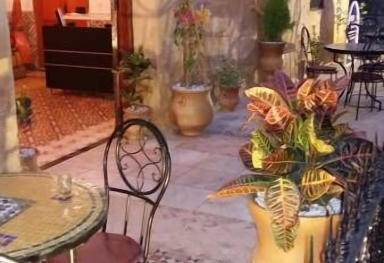 Riad Ksar El Jadida, El-Jadida, Terrasse/Patio