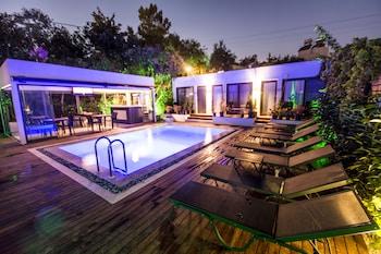 Bodrum bölgesindeki ENG Hotel resmi