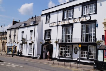 Picture of The Angel Hotel in Coleford