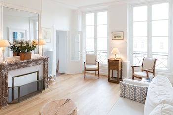 Picture of Furnished Apartments - Le Marais in Paris