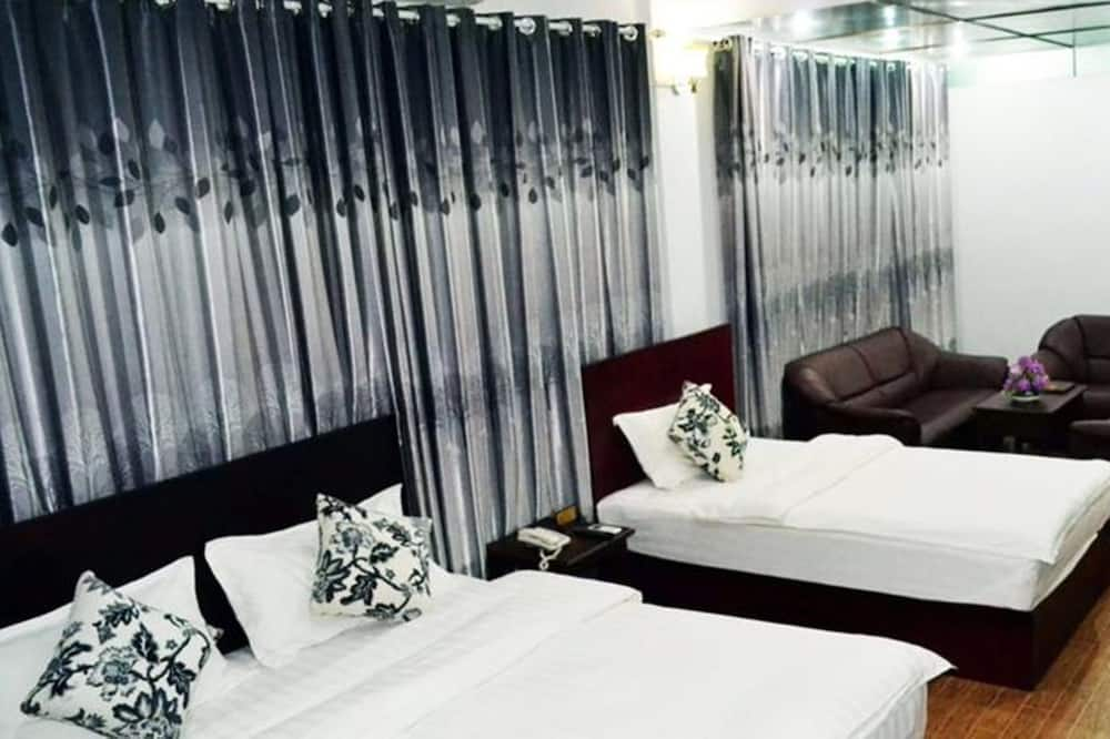 Deluxe Room, City View - Guest Room