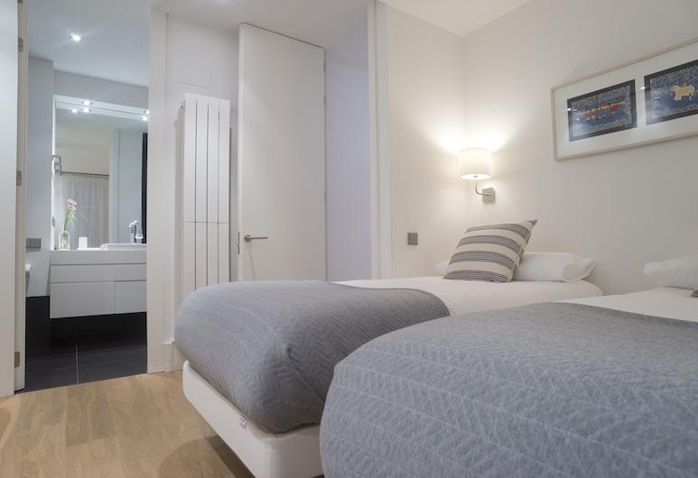 Avenida Suite La Concha - Iberorent Apartments, San Sebastian, Apartamento, 2 Quartos, Quarto