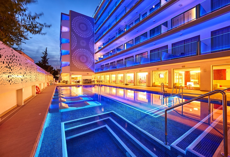 Indico Rock Hotel Mallorca - Adults Only, Platja de Palma, Pool