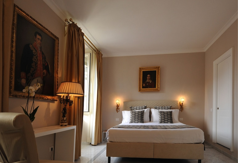 Angel Spagna Suite, Rome, Deluxe Double Room (Via Condotti), Guest Room