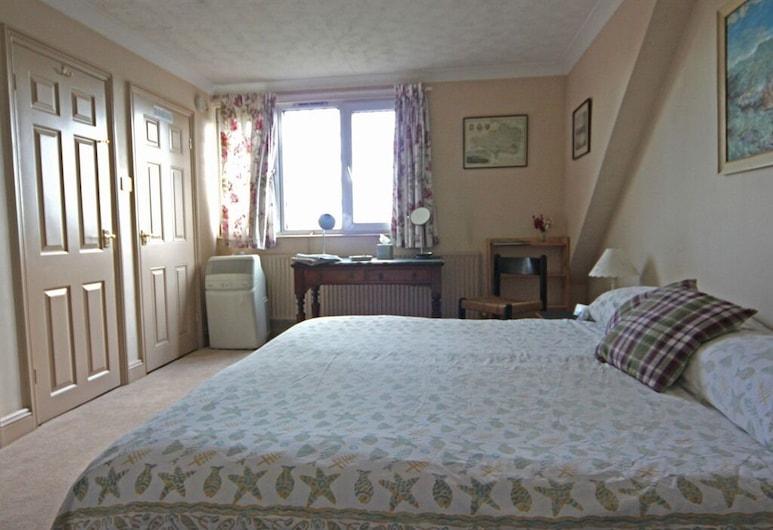 南原開放式公寓民宿, 倫敦, 雙人或雙床房, 獨立浴室, 客房