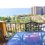 Апартаменты, 2 спальни, вид на океан - Балкон