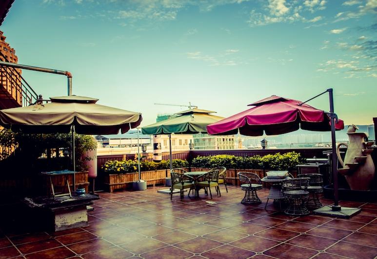 Siam Hotel Xishuangbanna, Xishuangbanna Dai, Terrace/Patio